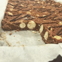 Malteser Slices (previously called Malteser Traybake)