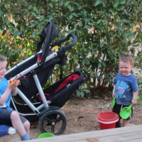 Holiday Review: Camping at Park Albatros, Tuscany, Italy with two small boys.