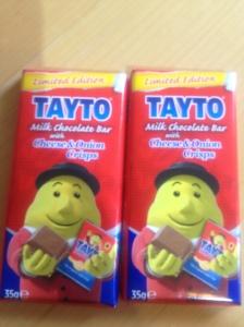 Tayto Chocolate