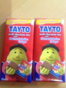 Tayto Chocolate