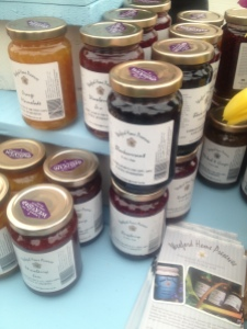 Wexford Home Preserves Selection at Feast of Wexford