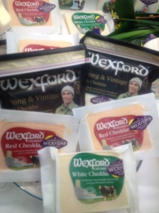 Wexford Cheddar at Feast of Wexford