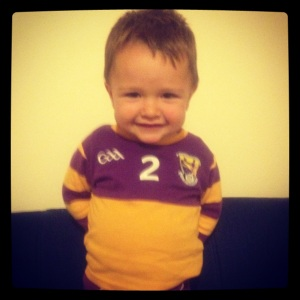 Another proud Wexfordman
