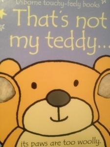 That's not my teddy (Image: Sinead Fox)