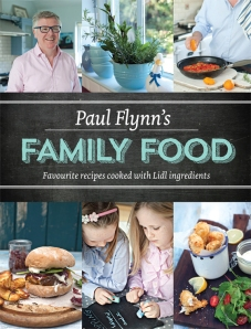 Review and Competition: Paul Flynn's Family Food with Lidl