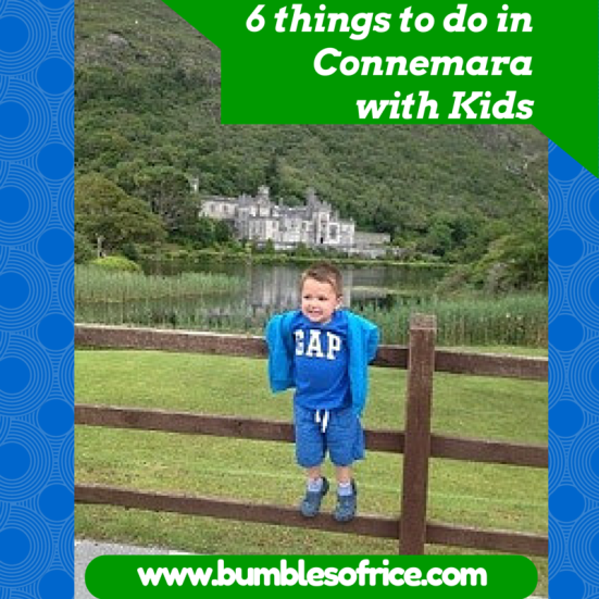 Six Things to do in Connemara with Kids