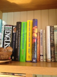 Small selection of the books