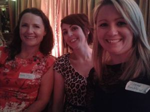 Blog awards with Office mum and Properfud