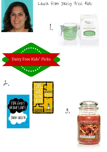 Dairy Free Kids collage