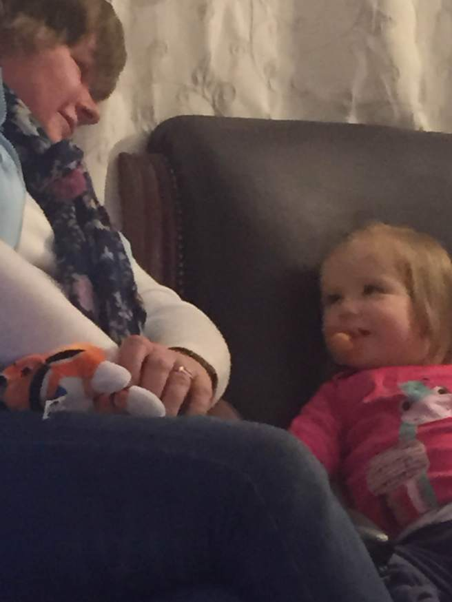 Granny and Laoise