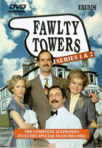 Fawlty Towers Image Amazon