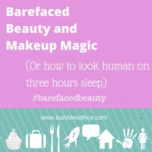 Barefaced beauty linky