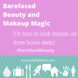 Barefaced beauty linky