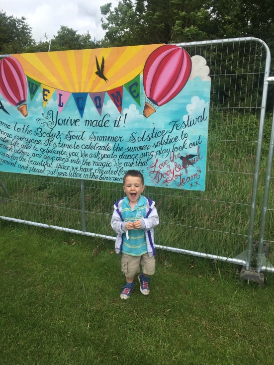 Body and Soul Festival 2015 with the Kids: Our Review