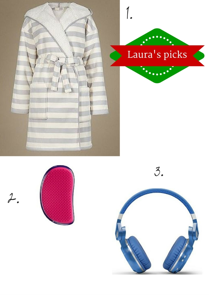 Laura's picks 2015