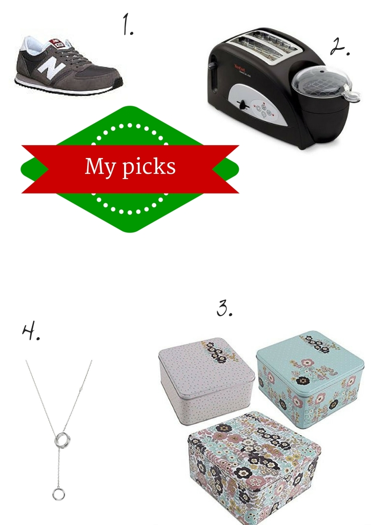 My Christmas picks 2015