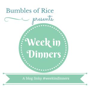 week in dinners logo