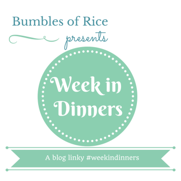 week in dinners logo