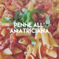 Quick and Easy Dinner: Pasta All' Amatriciana